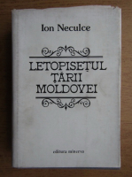 Ion Neculce - Opere