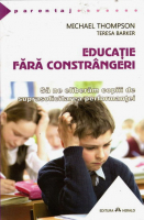 Anticariat: Michael Thompson - Educatie fara constrangeri
