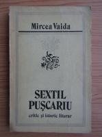Mircea Vaida - Sextil Puscariu
