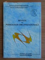 Anticariat: Revista de psihologie organizationala, volumul I, nr. 2, anul 2001