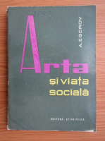 Anticariat: A. Egorov - Arta si viata sociala