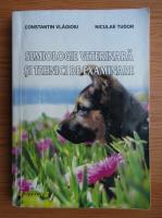 Anticariat: Constantin Vlagioiu - Semiologie veterinara si tehnici de examinare