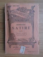 Horatiu - Satire (1930)