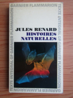 Anticariat: Jules Renard - Histoires naturelles