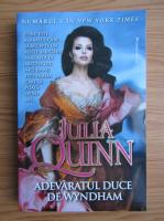 Julia Quinn - Adevarul dulce a Wyndham