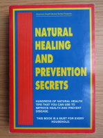 Anticariat: Natural healing and prevention secrets