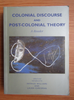 William Patrick - Colonial discourse and post-colonial theory