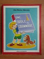 Anticariat: Ana Marina Stancioiu - Une drole de grammaire