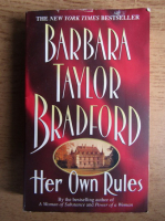 Anticariat: Barbara Taylor Bradford - Her own rules