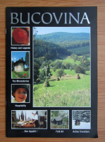 Anticariat: Bucovina. History and legends, the monasteries, hospitality, bon appetit, folk art, active travellers