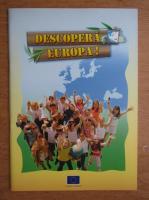 Anticariat: Descopera Europa!