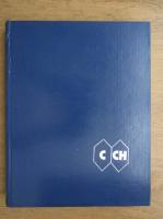 Elena Ceausescu - Enciclopedia de chimie (volumul 2, C-CH)