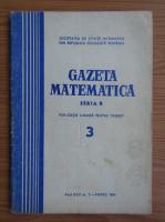 Anticariat: Gazeta Matematica, anul XXV, nr. 3, martie 1974