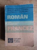 Anticariat: Gheorghina Hanes - Mic dictionar roman-francez