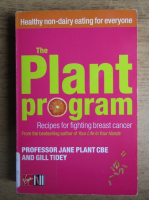 Anticariat: Jane Plant - The plant program