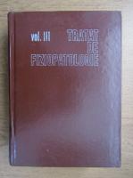 Anticariat: Marcel Saragea - Tratat de fiziopatologie (volumul 3)