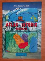 Anticariat: Pascu Vasile - Atlas istoric didactic
