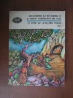 Anticariat: 1001 nopti. Povestea lui Ali Baba si a celor patruzeci de hoti
