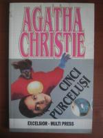 Anticariat: Agatha Christie - Cinci purcelusi