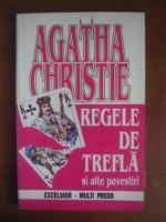 Anticariat: Agatha Christie - Regele de trefla si alte povestiri
