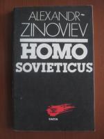 Anticariat: Alexandr Zinoviev - Homo sovieticus