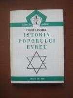 Anticariat: Andre Lemaire - Istoria poporului evreu