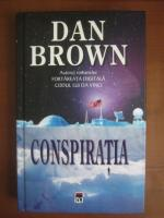 Anticariat: Dan Brown - Conspiratia