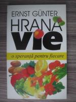 Ernst Gunter - Hrana vie