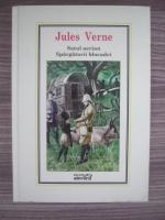 Anticariat: Jules Verne - Satul aerian. Spargatorii blocadei (Nr. 37)
