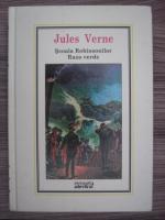 Jules Verne - Scoala Robinsonilor. Raza verde (Nr. 6)