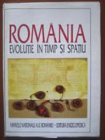 Anticariat: Romania. Evolutie in timp si spatiu (album)