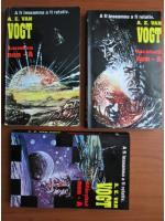 A. E. Van Vogt - Lumea non A / Jucatorii non A / Sfarsitul Non A (3 volume)
