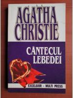 Anticariat: Agatha Christie - Cantecul lebedei