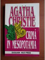 Anticariat: Agatha Christie - Crima in Mesopotamia