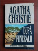 Anticariat: Agatha Christie - Dupa funeralii