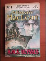 Anticariat: Alistair MacLean - HMS Ulysses