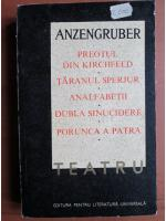 Anzengruber - Teatru popular
