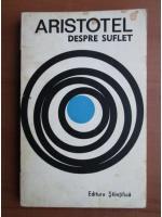Anticariat: Aristotel - Despre suflet