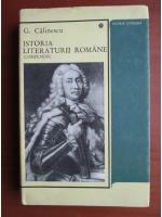 George Calinescu - Istoria literaturii romane (compendiu)