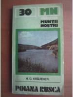Anticariat: H. G. Krautner - Poiana Rusca (colectia Muntii Nostri)