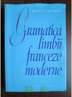 Anticariat: I. Braescu, M. Saras - Gramatica limbii franceze moderne