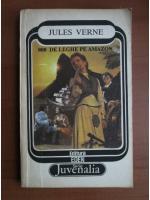 Anticariat: Jules Verne - 800 de leghe pe Amazon