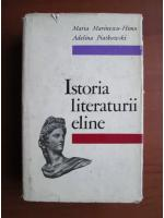 Maria Marinescu Himu - Istoria literaturii eline
