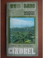 Anticariat: Mircea Buza, Simona Fesci - Cindrel (colectia Muntii Nostri)