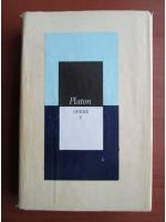 Platon - Opere (volumul 5)
