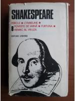 Shakespeare - Opere, Editura Univers (volumul 8)