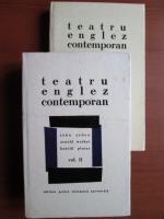 Teatru englez contemporan (2 volume)