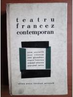 Teatru francez contemporan