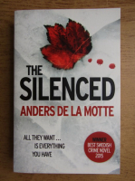 Anticariat: Anders de la Motte - The silenced