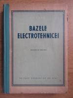 C. A. Crug - Bazele elctrotehnicii, volumul 2. Teoria curentilor alternativi (volumul 2)